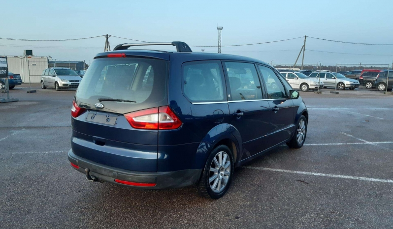 Ford Galaxy, 2.0 l., vienatūris