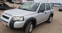 Land Rover Freelander, 2 l., visureigis