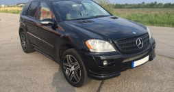 Mercedes-Benz ML350, 3.5 l., visureigis