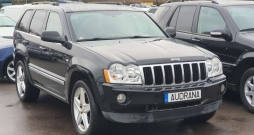 Jeep Grand Cherokee, 3 l., visureigis