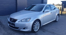 Lexus IS 250, 2.5 l., sedanas