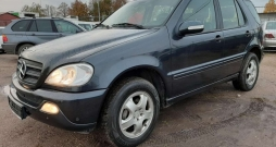 Mercedes-Benz ML270, 2.7 l., visureigis