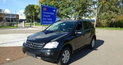 Mercedes-Benz ML320, 3 l., visureigis